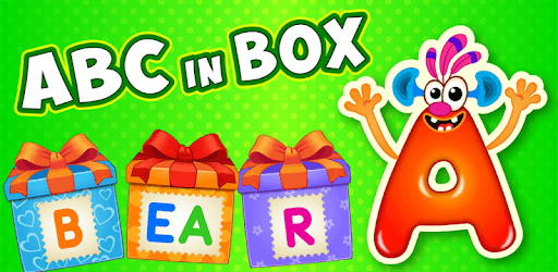 Baby ABC in box! Kids alphabet games for toddlers! pc screenshot