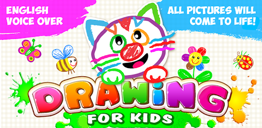 Drawing for Kids Learning Games for Toddlers age 3 pc screenshot