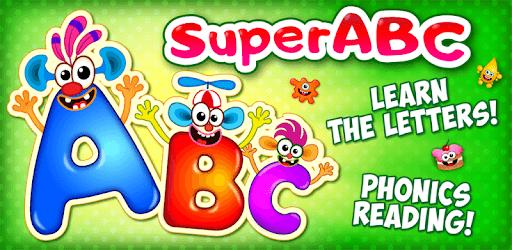 Bini Super ABC! Preschool Learning Games for Kids! pc screenshot