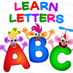 Bini Super ABC! Preschool Learning Games for Kids! APK icon