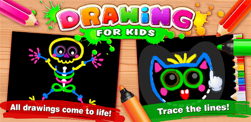 Drawing for Kids and Toddlers! Painting Apps! pc screenshot