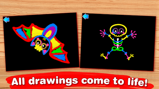 Drawing for Kids and Toddlers! Painting Apps! APK screenshot 1