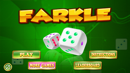 Farkle Dice Roller Farkel Game APK screenshot 1