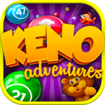 Keno Numbers Free Keno Games for pc icon