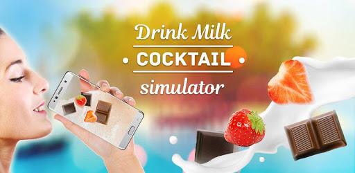 Drink Milk Cocktail Simulator pc screenshot
