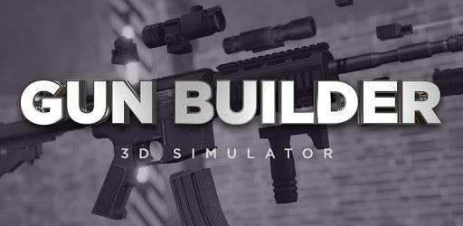 Gun Builder 3D Simulator pc screenshot
