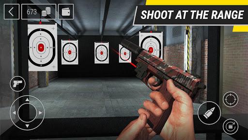 Gun Builder 3D Simulator APK screenshot 1