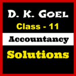 Account Class-11 Solutions (D K Goel) icon
