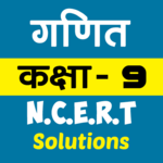 9th class maths solution in hindi icon