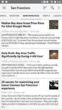 News Reader APK screenshot 1