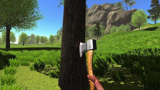 Ocean Is Home: Survival Island APK screenshot 1