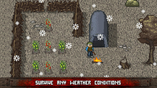 Mini DAYZ: Zombie Survival APK screenshot 1