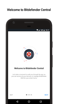 Bitdefender Central APK screenshot 1