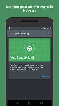 Bitdefender Mobile Security & Antivirus APK screenshot 1