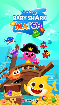 Baby Shark Match: Ocean Jam APK screenshot 1