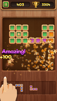 Block Puzzle: Star Finder APK screenshot 1