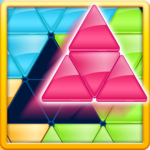 Block! Triangle puzzle: Tangram for pc icon