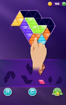 Block! Triangle puzzle: Tangram APK screenshot 1