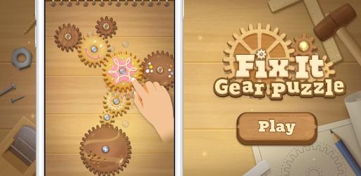 Fix it: Gear Puzzle pc screenshot