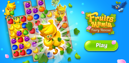 Fruits Mania : Fairy rescue pc screenshot