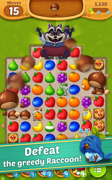 Fruits Mania : Fairy rescue APK screenshot 1