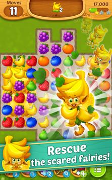 Fruits Mania : Fairy rescue APK screenshot 1