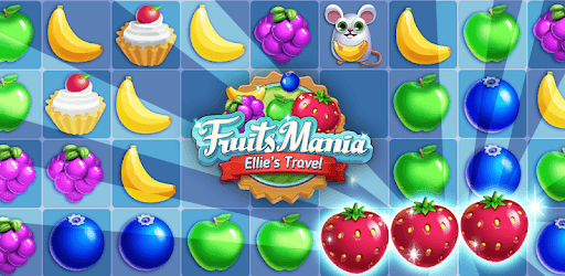 Fruits Mania : Elly's travel pc screenshot