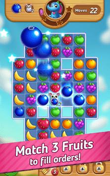 Fruits Mania : Elly's travel APK screenshot 1