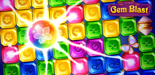 Gem Blast: Magic Match Puzzle pc screenshot