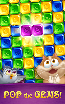 Gem Blast: Magic Match Puzzle APK screenshot 1