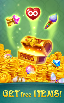 Gem Blast: Magic Match Puzzle APK screenshot 1
