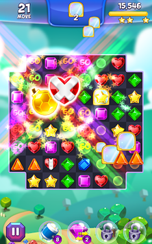 Jewel Match King: Quest APK screenshot 1