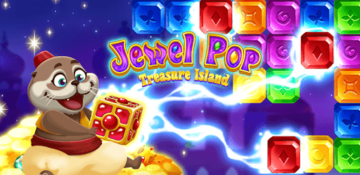 Jewel Pop: Treasure Island pc screenshot