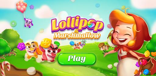 Lollipop & Marshmallow Match3 pc screenshot