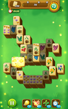 Mahjong Forest Journey APK screenshot 1