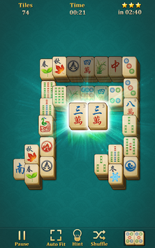 Mahjong Solitaire: Classic APK screenshot 1