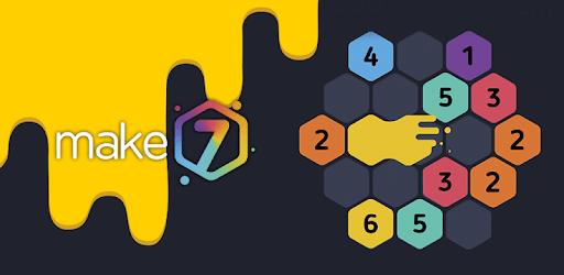 Make7! Hexa Puzzle pc screenshot