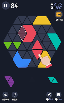 Make Hexa Puzzle APK screenshot 1
