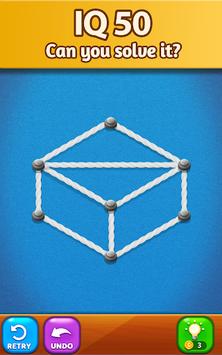 One Line : Single Stroke Drawing APK screenshot 1