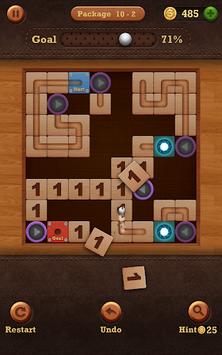 Roll the Ball: Hidden Path APK screenshot 1