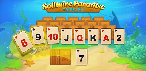 Solitaire Paradise: Tripeaks pc screenshot