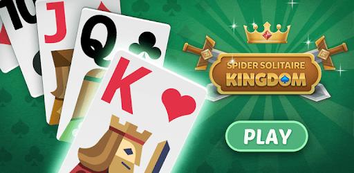 Spider Solitaire: Kingdom pc screenshot