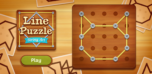 Line Puzzle: String Art pc screenshot