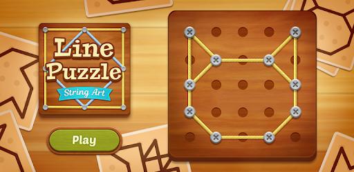 Line Puzzle: String Art pc screenshot