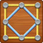 Line Puzzle: String Art APK icon