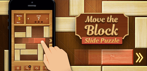 Move the Block : Slide Puzzle pc screenshot