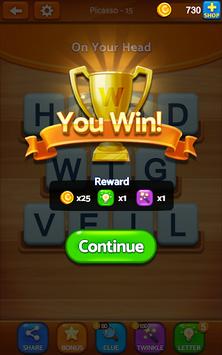 Word Jumble Champion APK screenshot 1