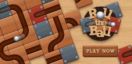 Roll the Ball® - slide puzzle pc screenshot