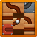 Roll the Ball® - slide puzzle for pc icon