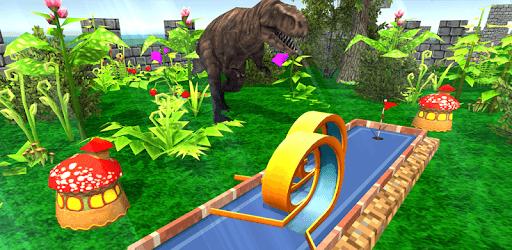 Mini Golf: Jurassic pc screenshot
